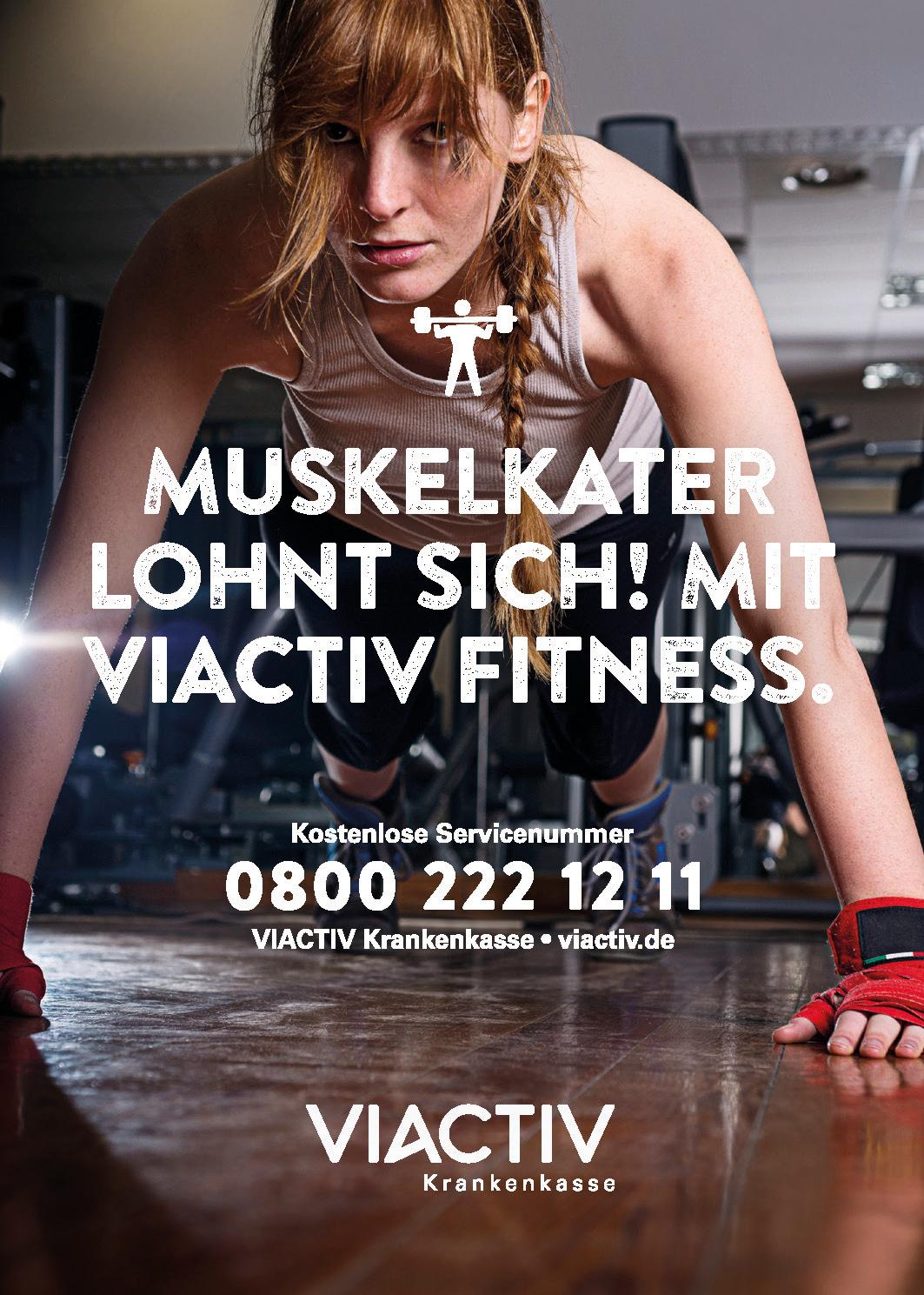 VIACTIV 181 2600 VIACTIV Fitness Online Anzeige